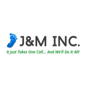 J&M Inc. logo