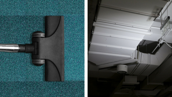 Carpet and Air Duct Cleaning in Mesa, AZ