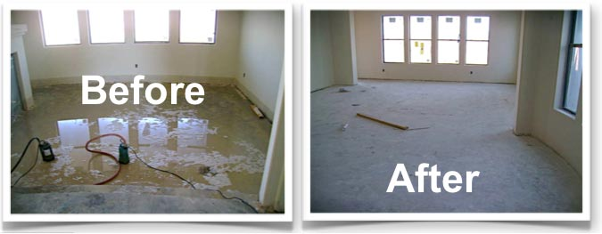 Water Damage and Restoration in Gilbert, AZ