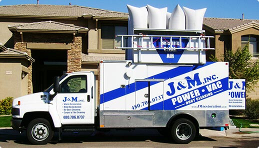 J & M Restoration in Phoenix, AZ
