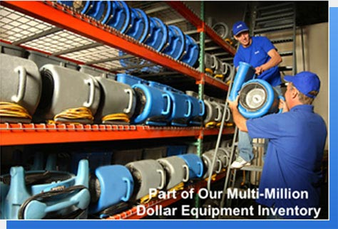 Part of Our Multi-Million Dollar Equipment Inventory
